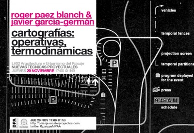 Javier García-Germán & Roger Paez en