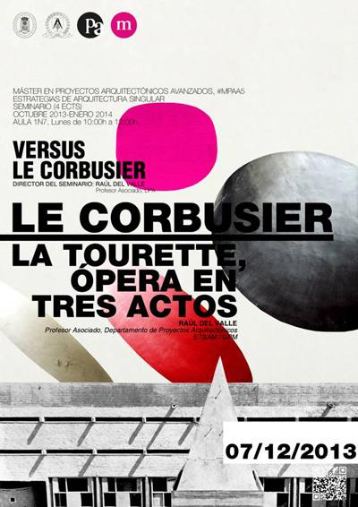 Versus Le Corbusier_La Tourette