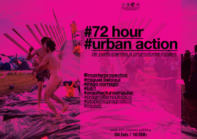 #72 hour #urban action