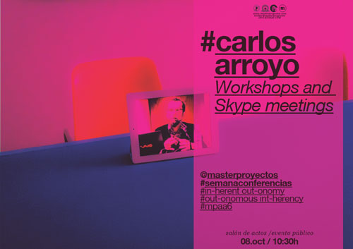 carlos_arroyo_workshops_and_skype_meetings_cartel_500