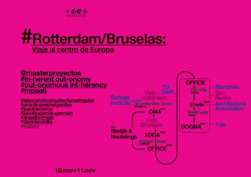 Rotterdam / Bruselas
